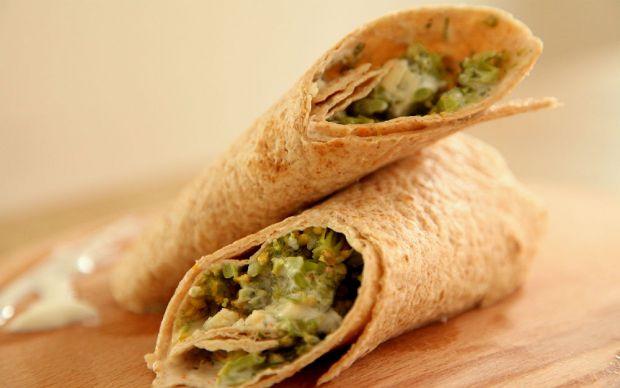 https://yemek.com/tarif/brokoli-wrap/ | Brokoli Wrap Tarifi