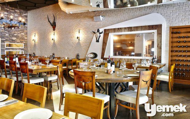 Özgür Şef Steakhouse Batı Ataşehir