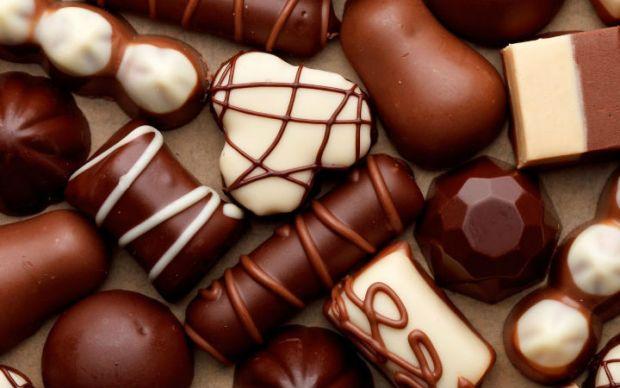 Pralin Çikolata