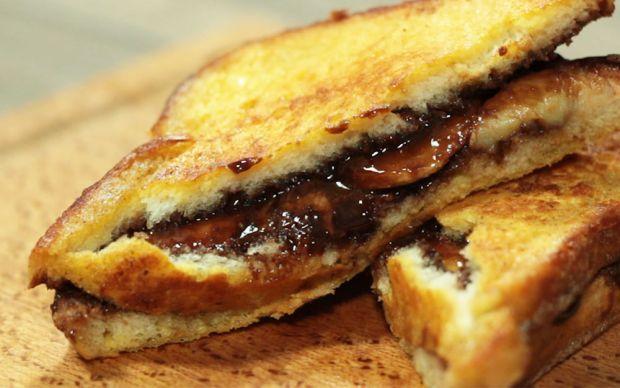 muzlu-cikolatali-tost-tarifi