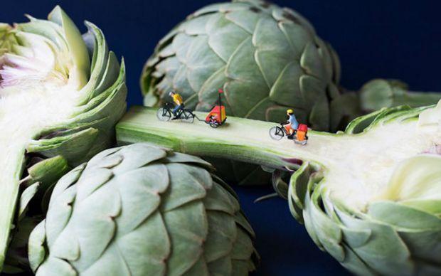food-art-sanatcisi
