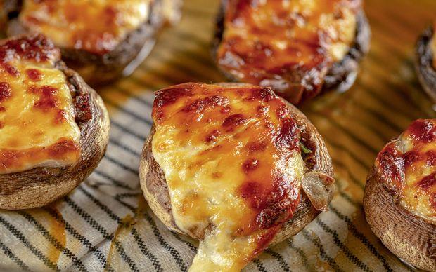firinda-kasarli-mantar-yemekcom