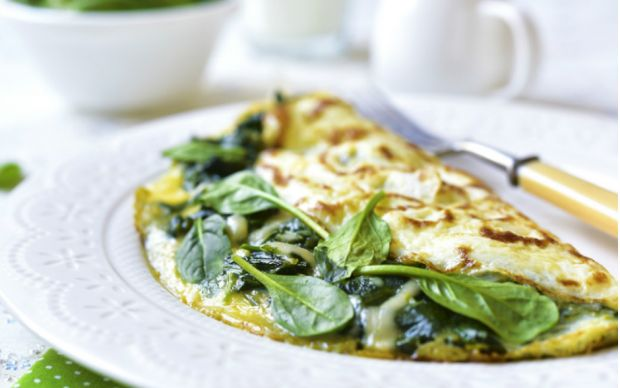 https://yemek.com/tarif/ispanakli-omlet   Ispanaklı Omlet Tarifi
