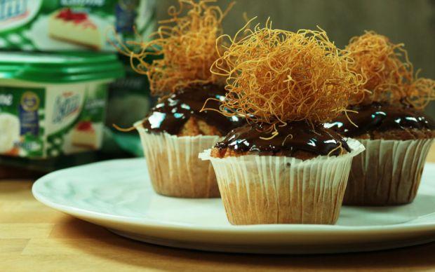Kadayıflı Bal Kabaklı Muffin Tarifi