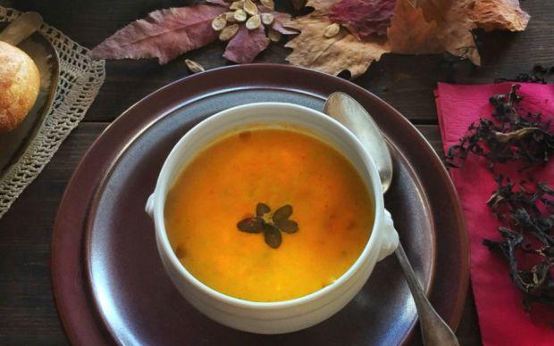 Kremalı Bal Kabağı Çorbası Tarifi