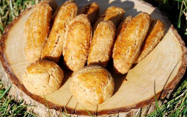 Siyez Unlu Tuzlu Kuru Pasta Tarifi