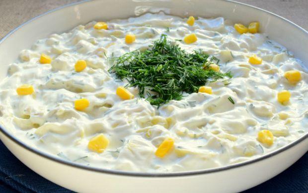 https://yemek.com/tarif/yogurtlu-enginar-kalbi-salatasi | Yoğurtlu Enginar Kalbi Salatası Tarifi