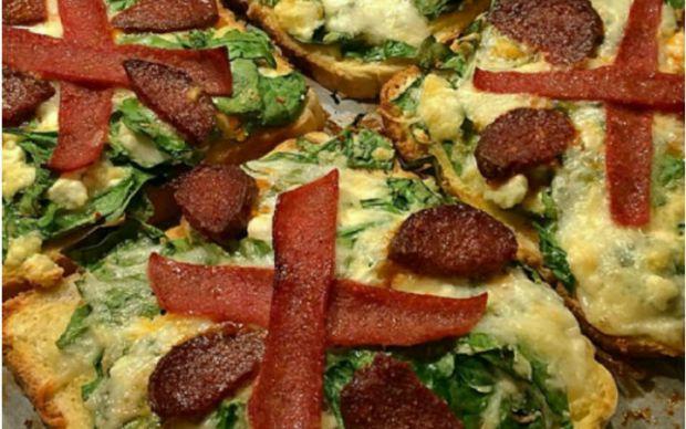 Maydanozlu Pizza Tarifi