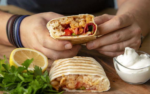 Türk İşi Burrito