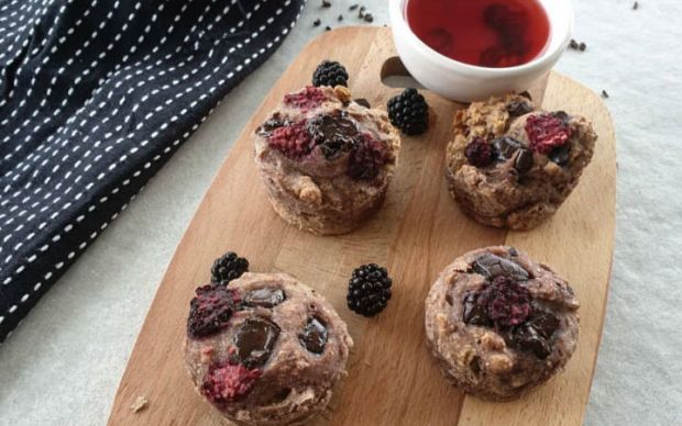https://yemek.com/tarif/bogurtlenli-cupcake/ | Böğürtlenli Cupcake Tarifi