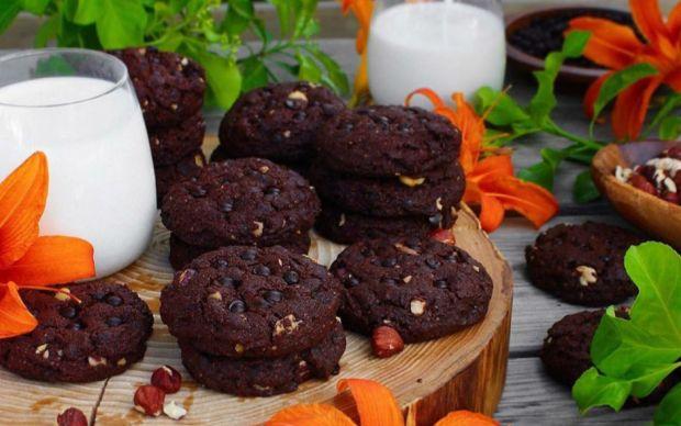 cikolatali-findikli-kurabiye-tarifi
