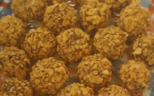 cornflakes-kurabiye