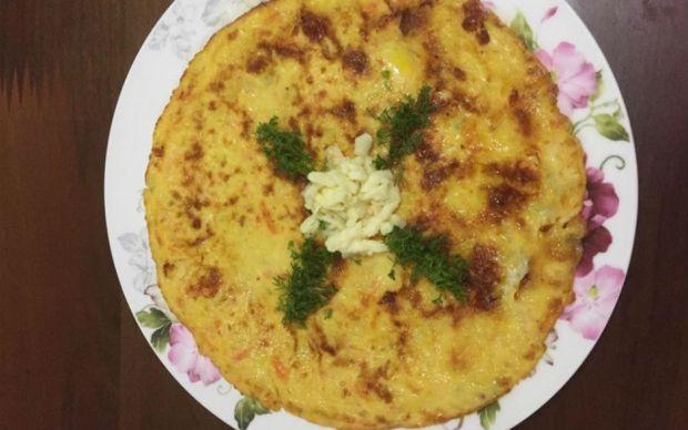 kabakli-omlet