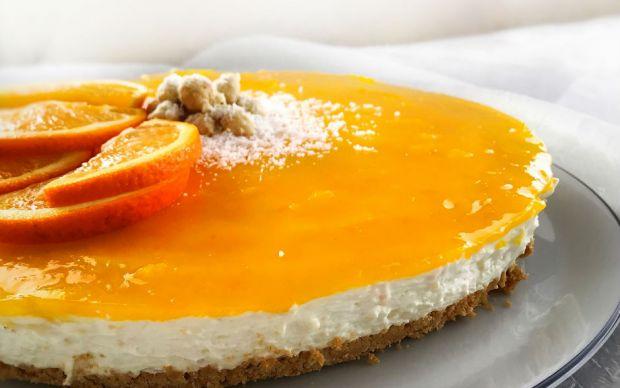 beyaz-cikolatali-portakalli-pismeyen-cheesecake