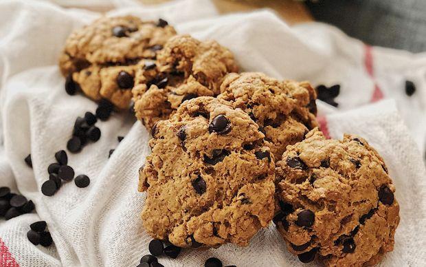 damla-cikolatali-sekersiz-kurabiye-tarifi