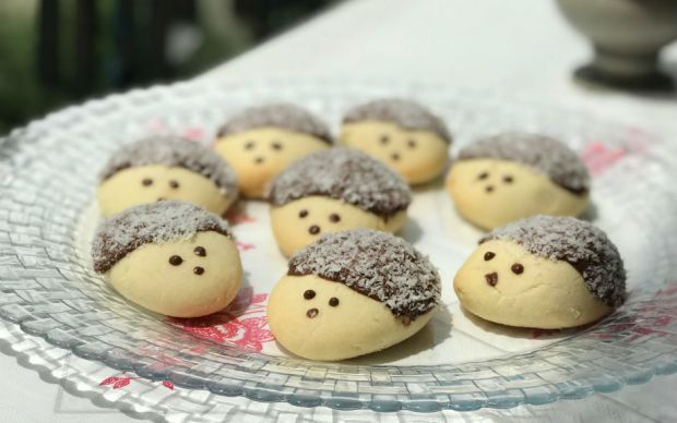 kirpi-kurabiye