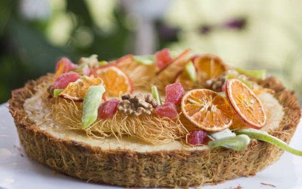 portakal-kremali-kadayif-tart-tarifi