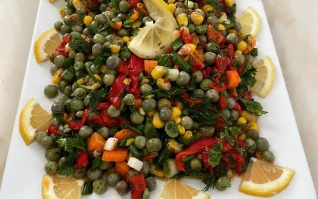 bezelye-salatasi-melek