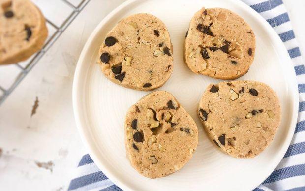 tarcinli-cevizli-cikolatali-kurabiye-tarifi