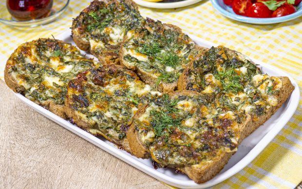 otlu-peynirli-ekmek