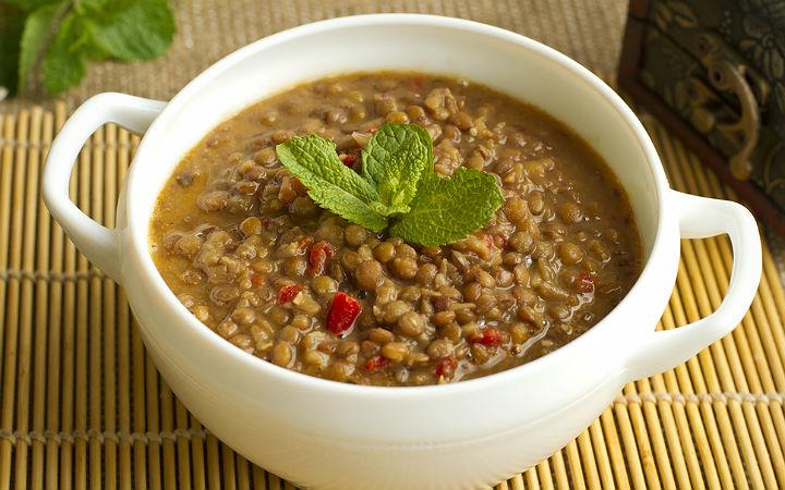Protein Yüklü Yeşil Mercimek Yemeği Tarifi, Nasıl Yapılır ...