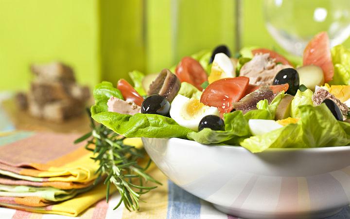 Niçoise Salatası Tarifi