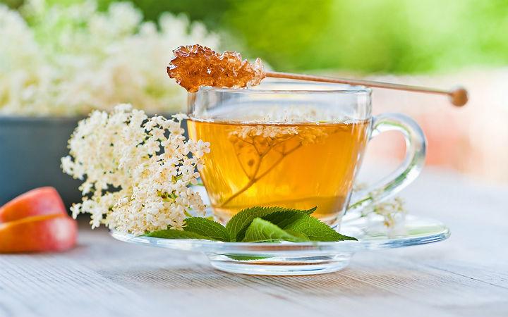 Ateş Düşürücü Çay Tarifi