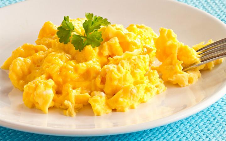 Yumurta Bhurjı tarifi 93