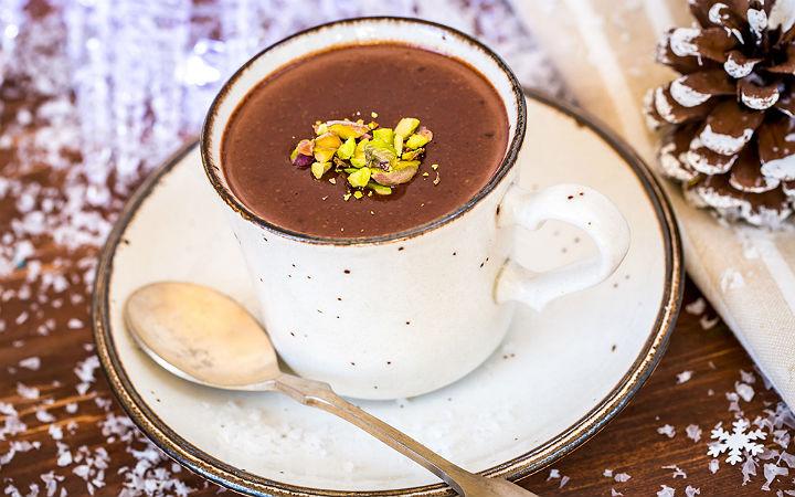 Nutellalı Sıcak Çikolata Tarifi