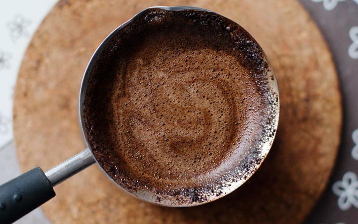 Türk Kahvesi Nasıl Yapılır?