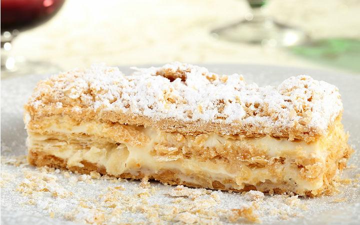 Mİlföy Pasta Tarifi