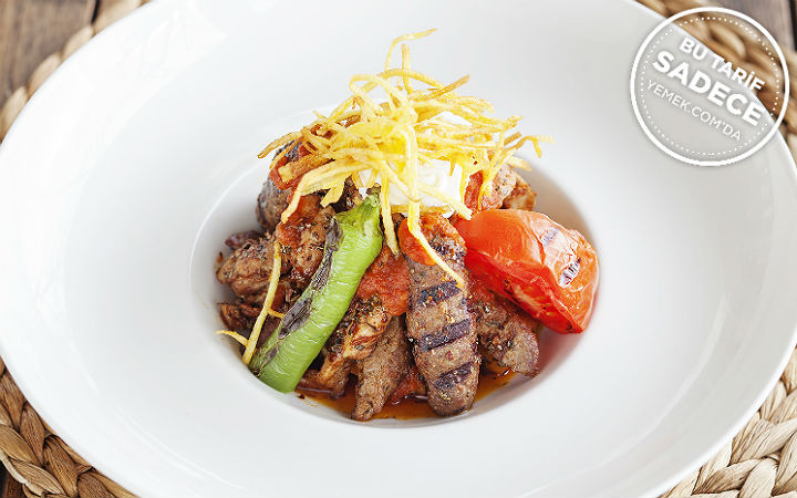 Tapasuma Çentik Kebabı Tarifi