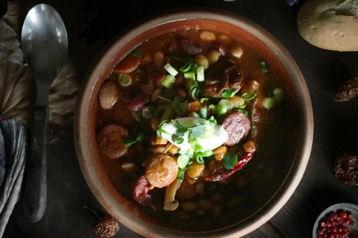 Sosisli Chili Con Carne Tarifi
