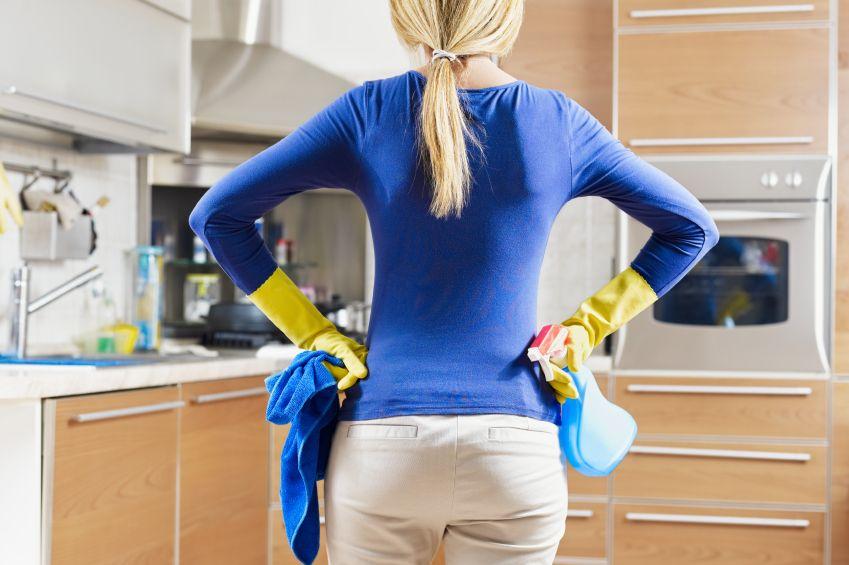 liverenewed - mutfak temizliği