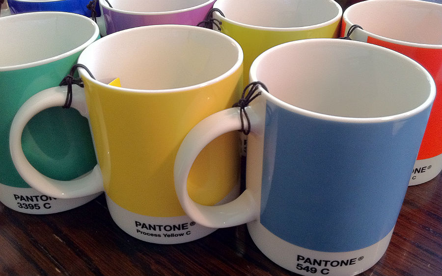 Pantone Renk Bardakları