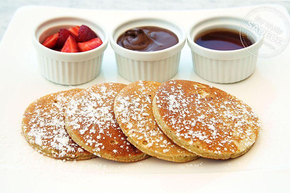 Grand Tarabya Cafe Read Pancake