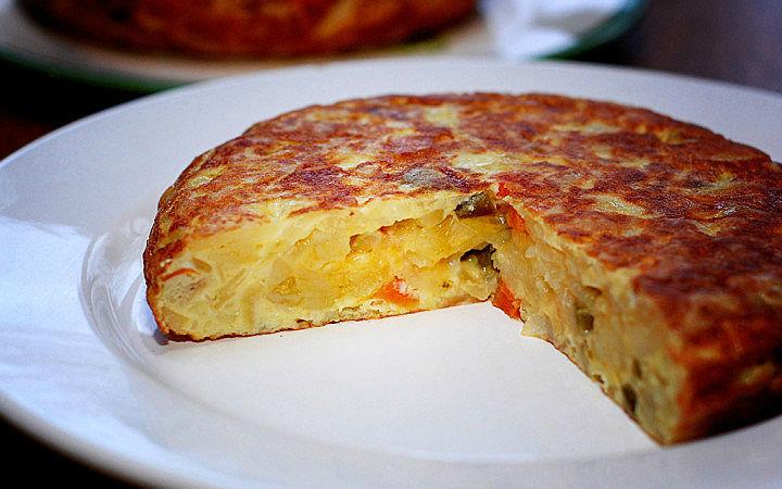 Patatesli Omlet Tarifi, Nasıl Hazırlanır? - Yemek.com
