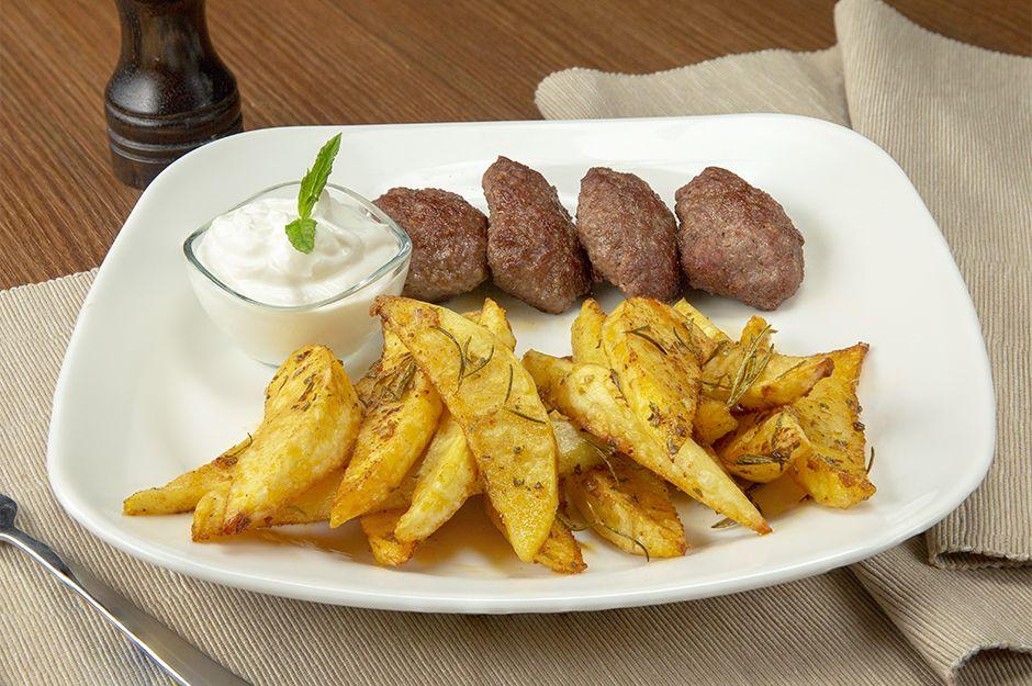 Fırında Baharatlı Taze Patates Kızartmasi Tarifi Videosu