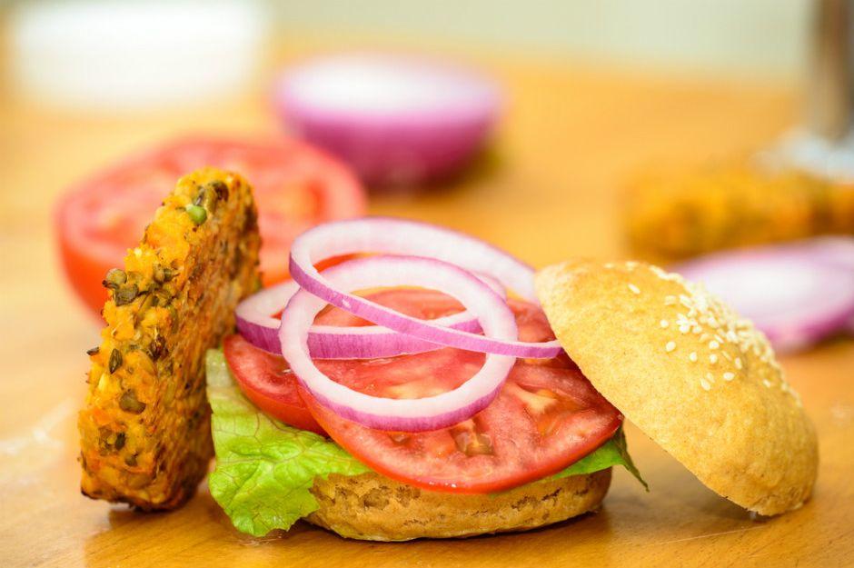 Havuçlu Burger