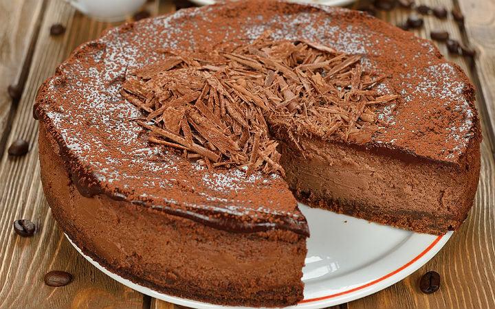 Çikolatalı Cheesecake Yapımı