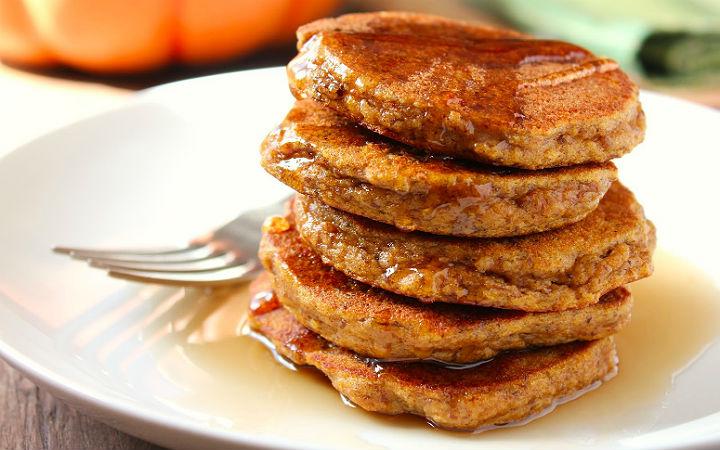 Bal Kabaklı Pancake Tarifi
