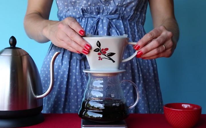 Damlama Kahve