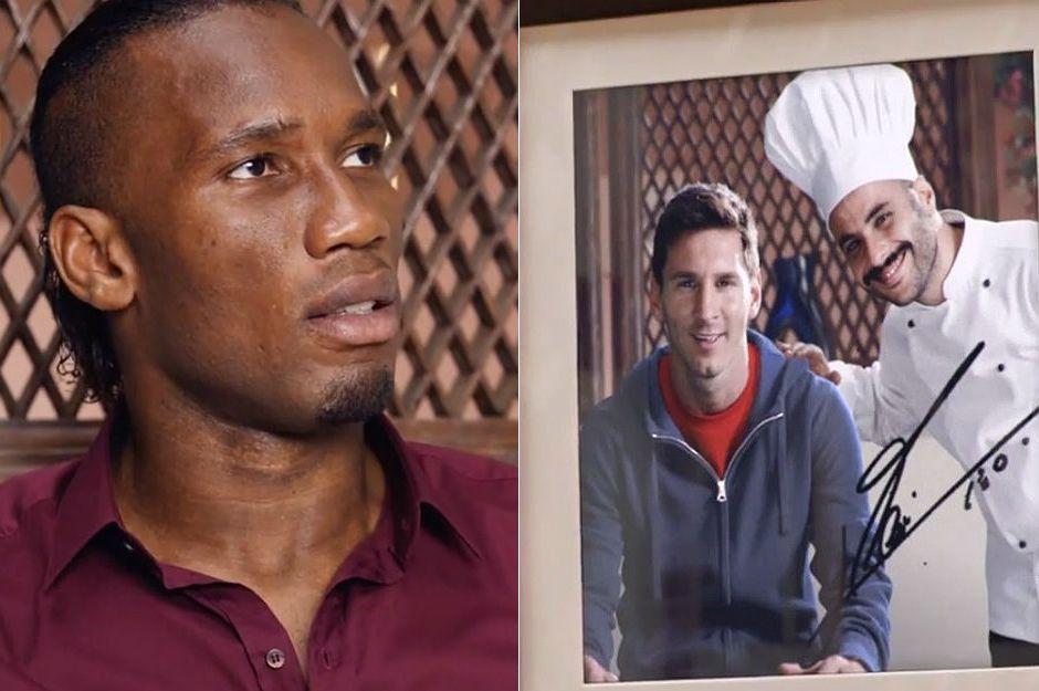 Drogba vs Messi THY Reklamı