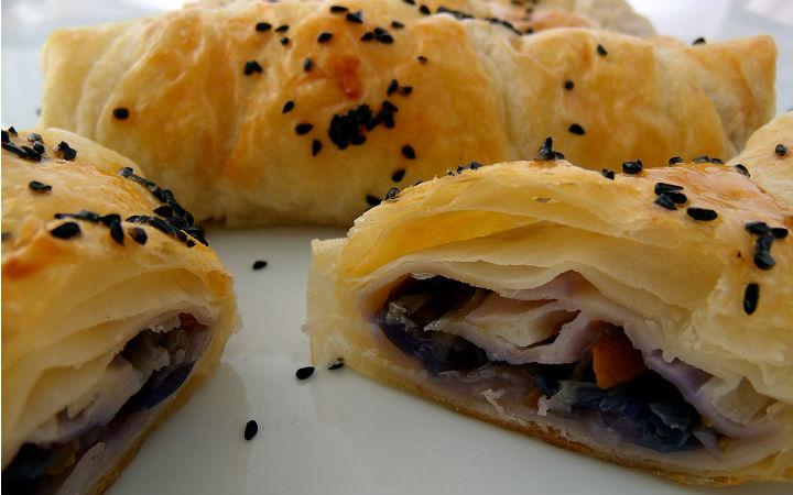 Kabak Sevdirir: Tulum Peynirli Kabak Böreği ile ilgili görsel sonucu