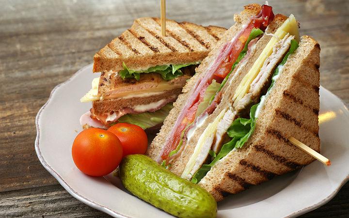 Club Sandwich (Kulüp Sandviç)