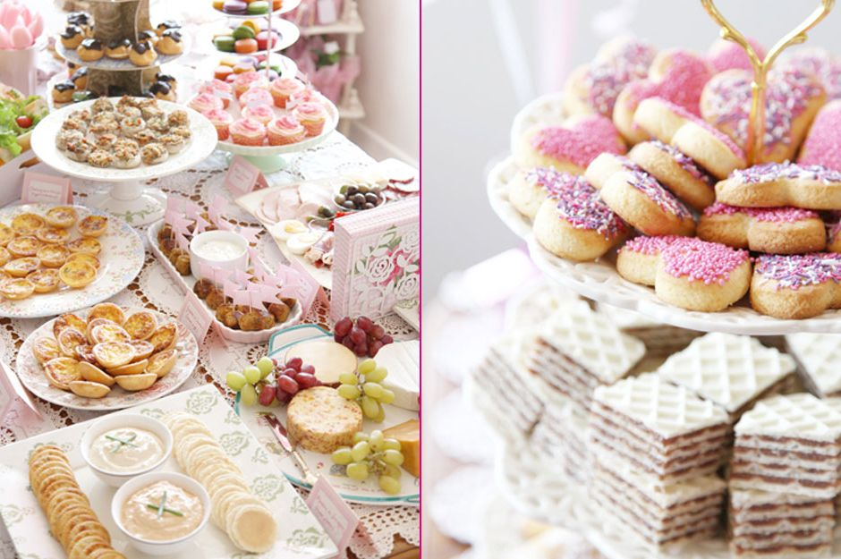 http://real-street.blogspot.com.au/2012/12/pretty-pink-french-baby-shower.html?m=1 | realstreet - baby shower menüsü