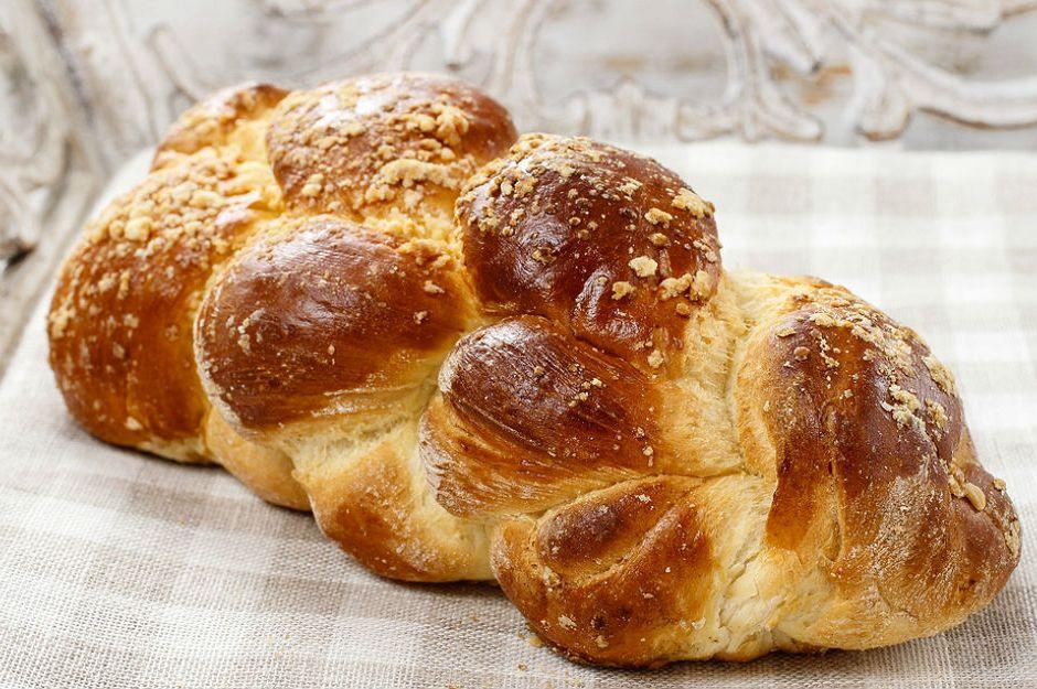 Paskalya Çöreği Tarifi