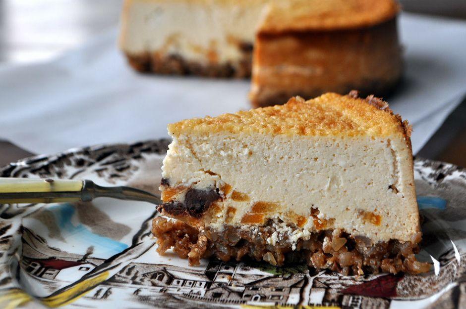 https://yemek.com/tarif/karabugday-tabanli-cheesecake/ | Karabuğday Tabanlı Cheesecake Tarifi