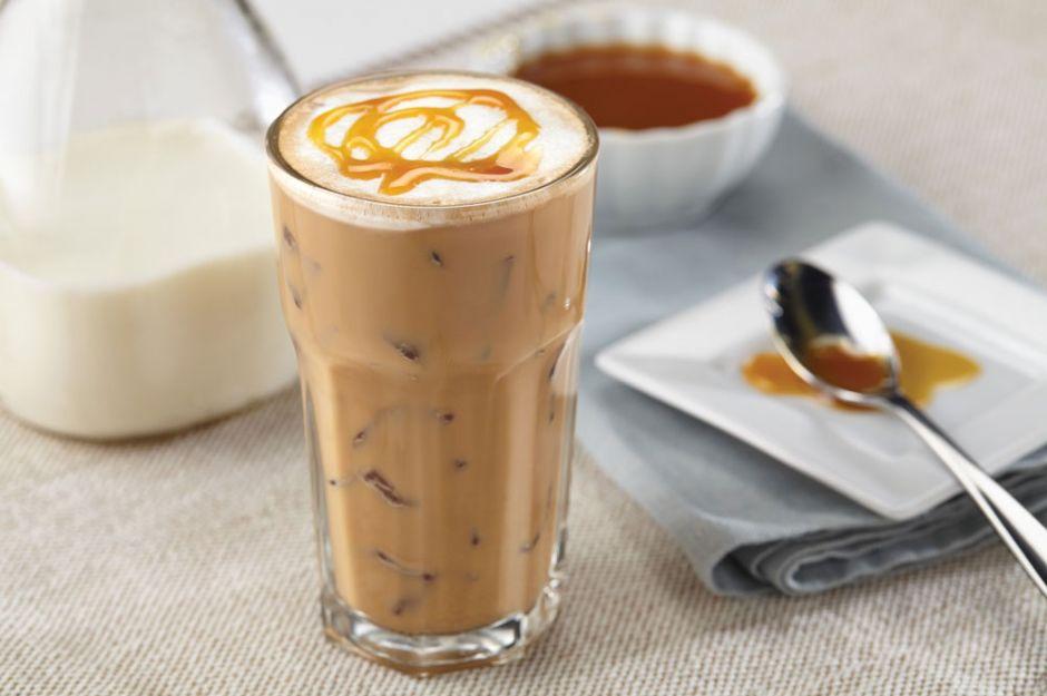 http://www.potsandpans.com/recipes/caramel-iced-coffee/   potsandpans
