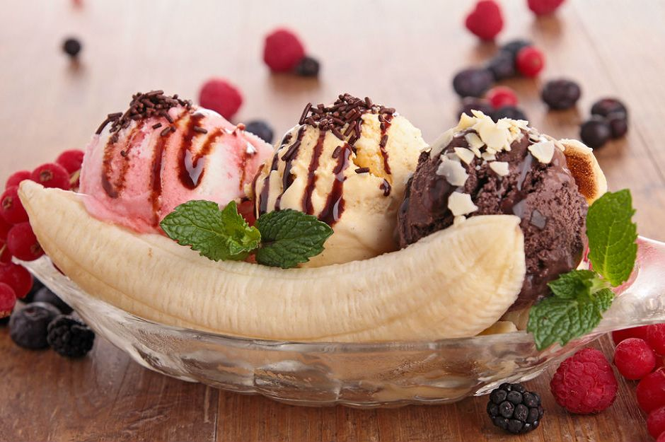 Banana Split Tarifi